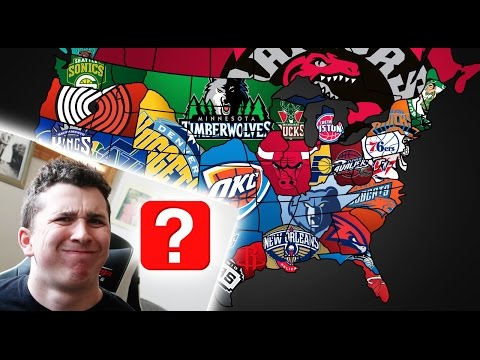 Can I Name The Past And Present Cities Of Every NBA Team? NBA 2K17 Challenge