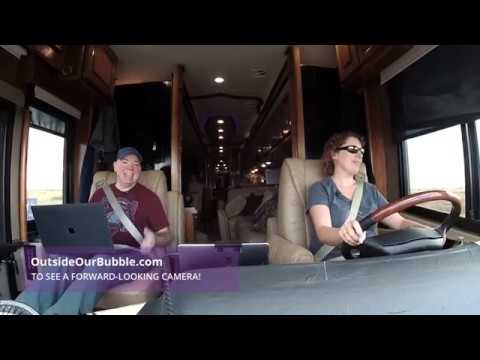 LIVE Drive - Rodeo NM to Ft. McDowell AZ - Eagle View RV Resort
