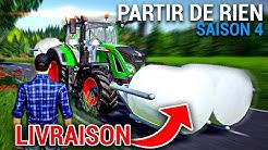 Une Belle Livraison ! | Partir De Rien SAISON 4 #2 (Farming Simulator 19)
