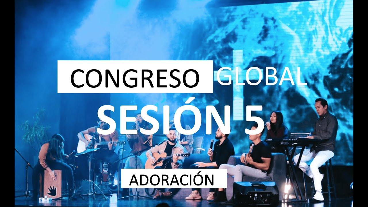 Sesión 5 Adoración - Iglesia Éxito Familiar desde Cancún Mexico