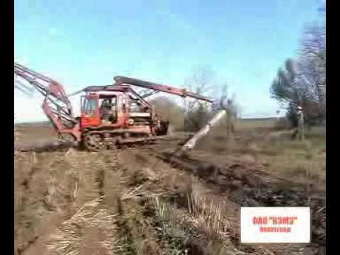 Бурильно-крановое оборудование БКО-Г.avi