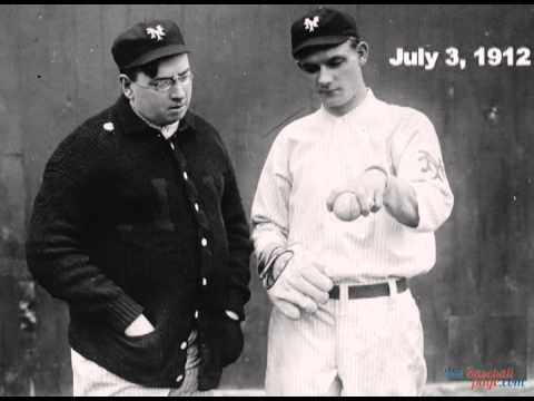 Rube Marquard set a modern day record by winning his 19th consecutive game July 3rd