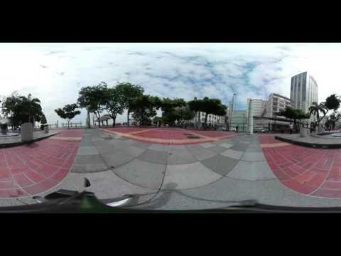 Centro de Guayaquil en 360