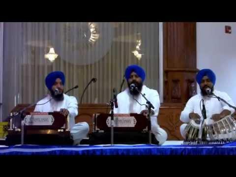 Aakha Jeeva Visrai Mar Jao: Bhai Satvinder Singh/Bhai Harvinder Singh Delhi Wale
