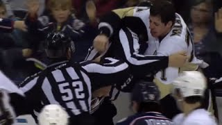 Evgeni Malkin vs Jack Johnson