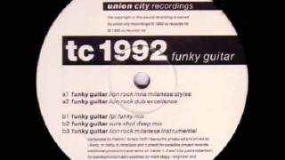 TC 1992 - Funky Guitar