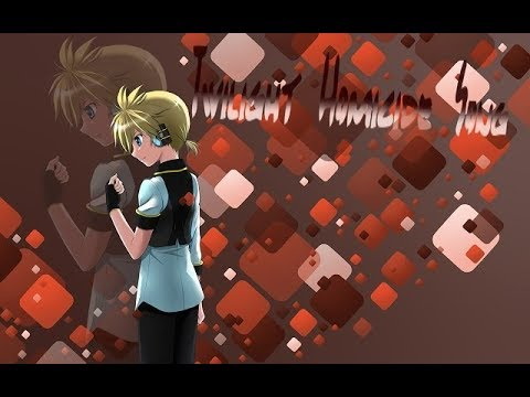 【Vocaloid 4】Twilight Homicide Song 夕闇ノ殺メ唄【Kagamine Len】