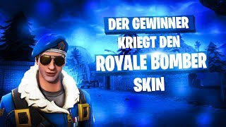 TURNIER TO THE ROYALE BOMBER SKIN in Fortnite Battle Royale (fr) douleur