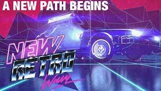 NewRetroWave End of 2016 Mix - (A New Path Begins) - [80s/ Retrowave/ Outrun/ Retro Electro]