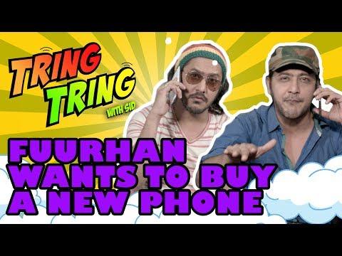 Farhan Akhtar Wants To Buy A New Phone | Tring Tring