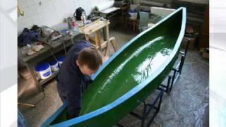 Jak zrobić canoe / How to build a canoe