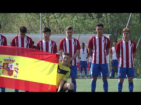 MILAN vs ATLETICO MADRID Qualificazioni Gruppo B - We Love Football 2017