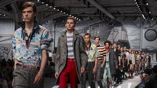 Prada Spring/Summer 2018 Menswear Show