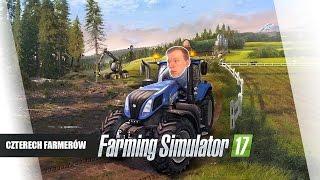 Farming Simulator 2017 MP #1 - Czterech Farmerów /Bladii /Admiros /Foorman || Plaga