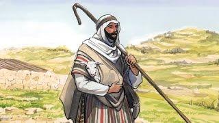 55 - The Parable of the Good Shepherd (Gujarati)