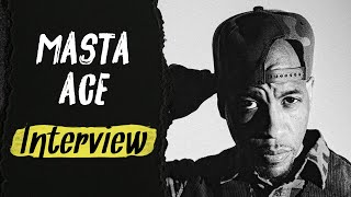 Masta Ace Interview: Legendary MC, Producer and Ex-Member of The Juice Crew
