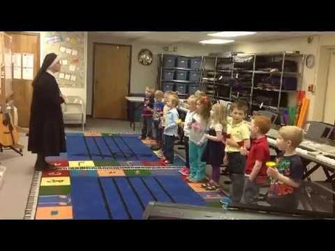 Preschool P4 Music Class