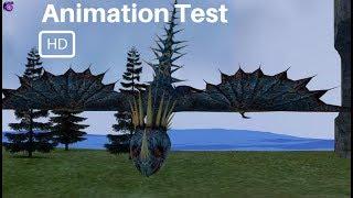 Stormfly Flight Test | HTTYD FanAnimation