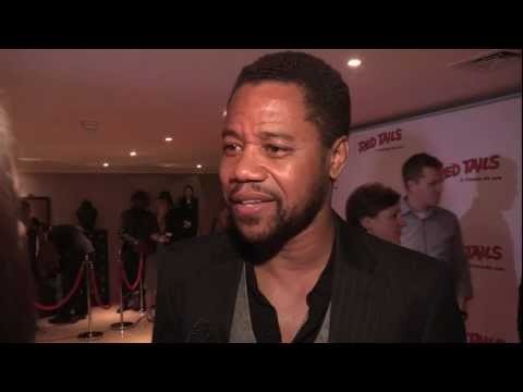 Red Tails - Gala Premiere Interviews