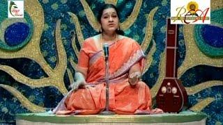 Paattu Class: Dr. Ambika Kameshwar - Sharanam Aiyappa - RAAGAM: MADHYAMAVATHI - TALAM: TISRA NATAI