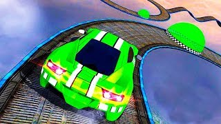 Impossible Stunt Car Tracks 3D Gameplay Trailer ANDROID GAMES on GplayG