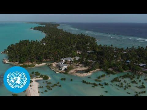 Kiribati: Battling for Survival (Rising Sea Levels)