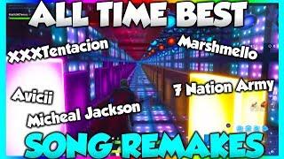 BEST MUSIC BLOCK SONGS IN FORTNITE CREATIVE! *INSANE* (Fortnite Music Blocks Song Remakes!)