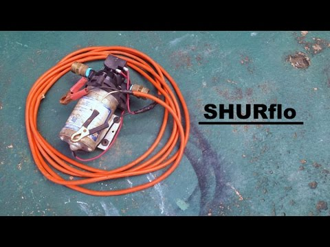 hqdefault repairing a shurflo water pump youtube shurflo 2088 403 144 wiring diagram at et-consult.org