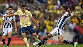 Resumen América vs Monterrey Semifinal juego de vuelta Apertura 2014
