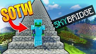 Living on a Skybridge *SOTW* | Minecraft HCF
