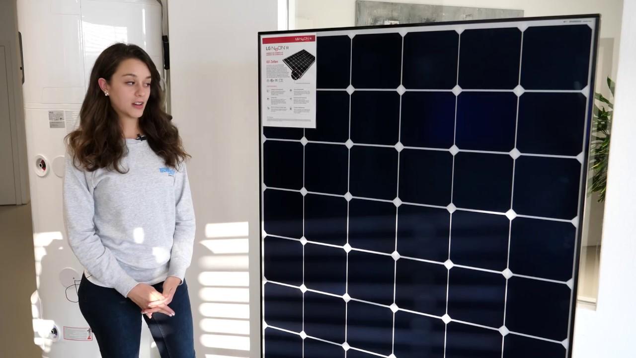 Solarmodul: Das LG NeON R mit bis zu 370 Wp