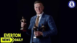 Pickford Picks Up Hat Trick Of Awards | Everton News Daily