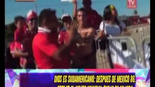 DURO ES MUNDIAL - DEBUT HOLANDA ESPAÑA CHILE MEXICO 13-06-14