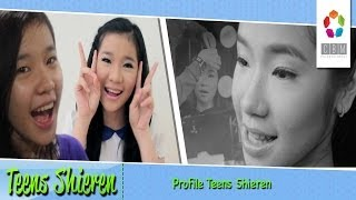 TEENEBELLE : Profile Teens Shieren