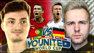 FIFA 18: YOUnited World Cup Viertelfinale vs. ViscaBarca 🔥