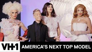 The Models Shoot w/ Drag Race Royalty 'Sneak Peek'   America