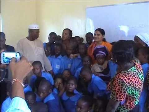 Inaguration of At Darocha Primary School ,Agege Lagos Nigeria-Part 2