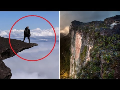 MYSTERIOUS Lost Worlds On Planet Earth