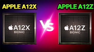 Apple A12Z Vs Apple A12X | Apple A12Z Benchmark Score | APPLE A12Z ANTUTU Score, GEEKBENCH Score