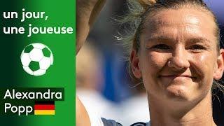 Un jour, une joueuse : Alexandra Popp (Allemagne)