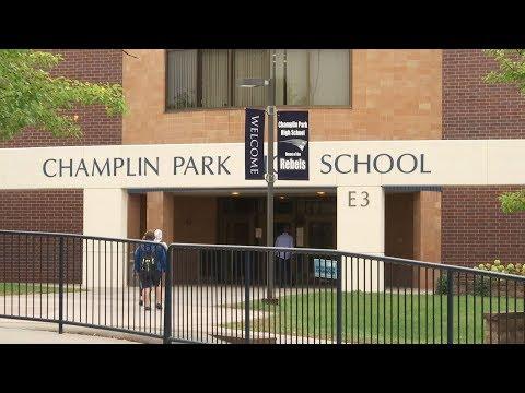 Construction Begins at Champlin Park High School
