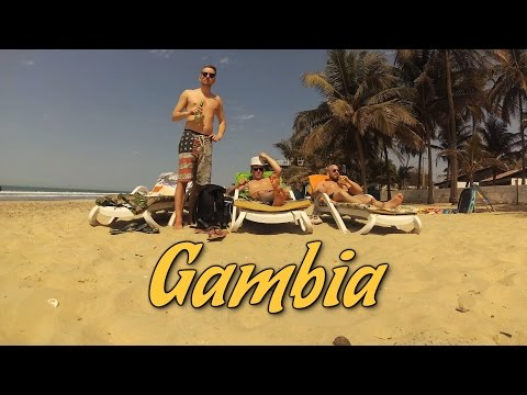 Gambia 2017 - The Smiling Coast of Africa ✈