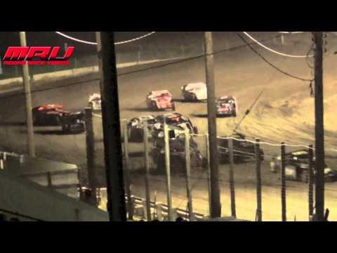IMCA Northern Sportmod A Main at Buena Vista Raceway on July 3rd