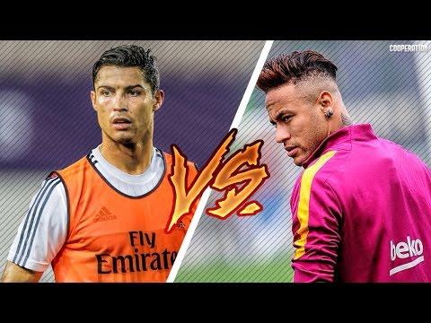 Cristiano Ronaldo VS Neymar Junior - Magic Skills Show 2016