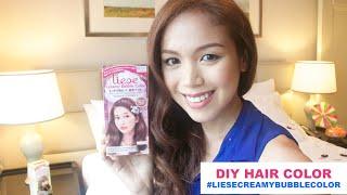 liese bubble hair color liesecreamybubblecolor   candyloveart