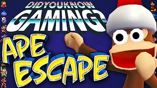 Ape Escape - Did You Know Gaming? Feat. Nostalgia Trip