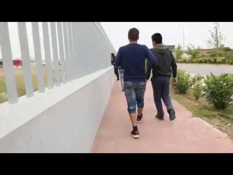 Illegal Infiltrator In Greece: 'It Is Very Dangerous Here'