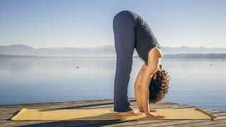 Терапевтическая йога для женщин. Асаны стоя