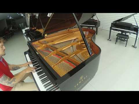 Video Piano de Cola Yamaha C3st pianoimporta