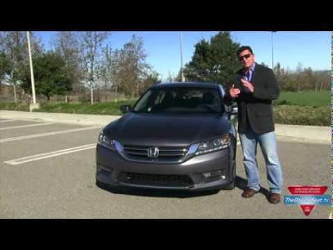 2013 Honda Accord Sedan Review
